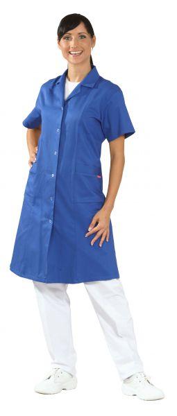 Damen Berufsmantel BW 230 1, 4 Arm kornblau Gr. 36