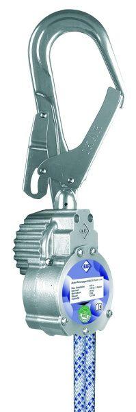 Abseilgerät ABS 3R mit Rohrhaken