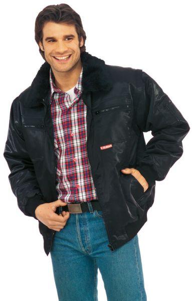 Gletscher Comfort Jacke schwarz Gr. S