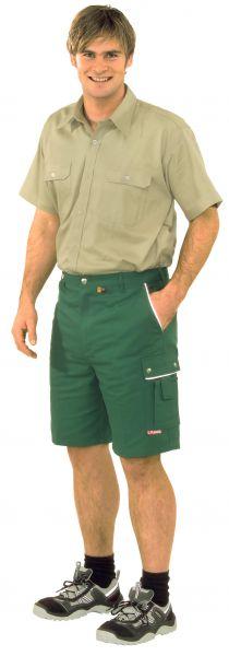 Arbeitsshorts CANVAS grün, grün Gr. S