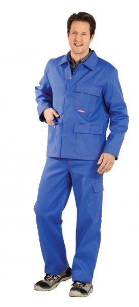 Schweißerschutz Jacke 500 kornblau Gr. 42