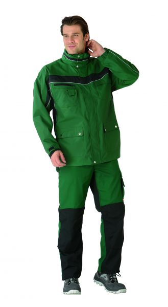 Allwetterjacke Inline grün, schwarz Gr. XS