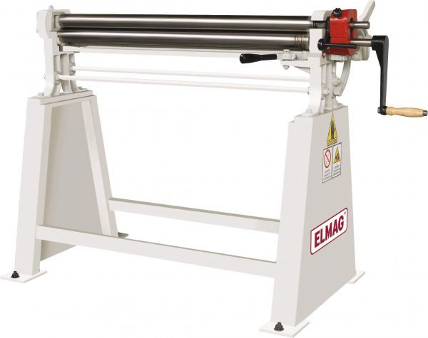 Manuelle Rundbiegemaschine AS 1250x2,5 mm