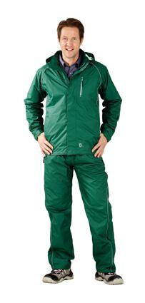 Monsun Jacke grün Gr. S