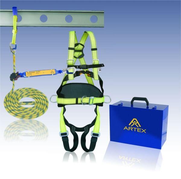 Auffangsystem Universal-Set, mit Seil 20 m