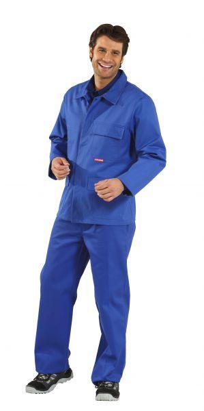 Schweißerschutz Jacke 400 kornblau Gr. 42