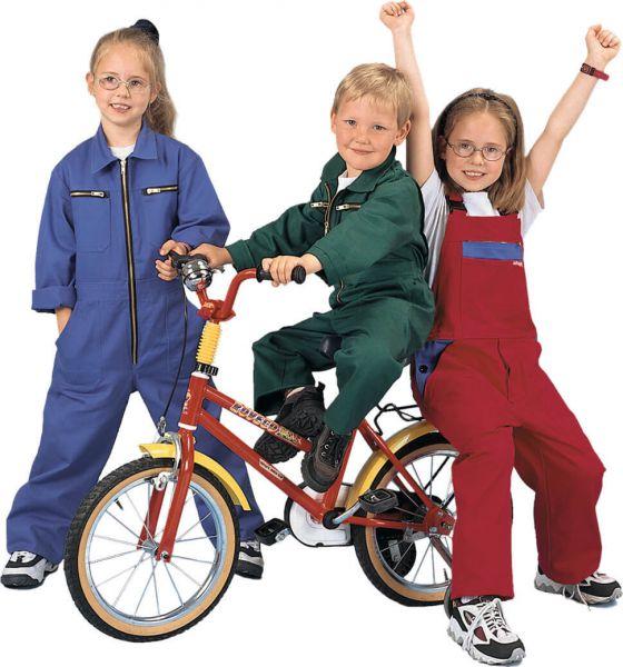 Kids Rallyekombination BW 290 mittelgrün Gr. 86, 92