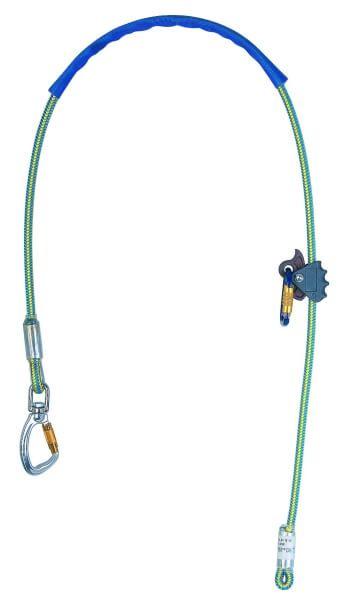 Verbindungsmittel für Haltegurte ASK 8, mit Spezialseil, 2,0 m