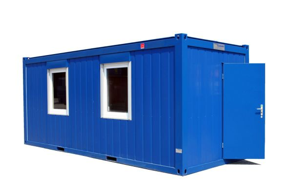 Bürocontainer 24'