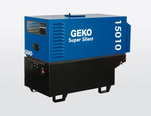 Stromerzeuger Geko 15010 ED-S/MEDA SS