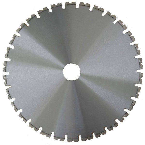 Diamant-Wandsägeblatt Laser Standard 1000 x 60 x 110, 90 mm