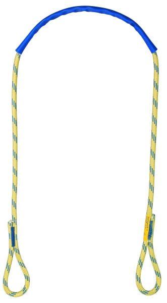 Anschlagseil SK 14, beidseitige Schlaufen, mit Schlauch, 1,0 m