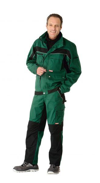 Bundjacke Inline grün, schwarz Gr. 24