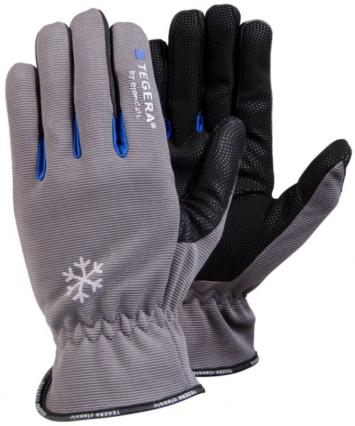 Winterhandschuhe 417 TEGERA® Classic, Polyurethan, Polyester, Gr. 8