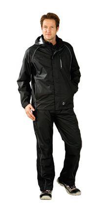 Monsun Jacke schwarz Gr. S