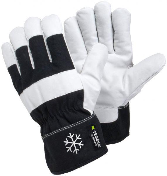 Winterhandschuhe 377 TEGERA® Basic, Schweinsleder, Baumwolle, Gr. 8