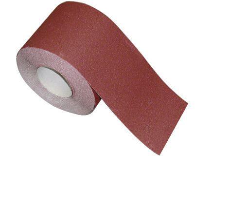 Schleifpapier-Rolle perfect PSR-AL 115 mm x 50 m, K80