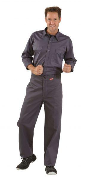 Schweißerschutz Bundhose 400 grau Gr. 42