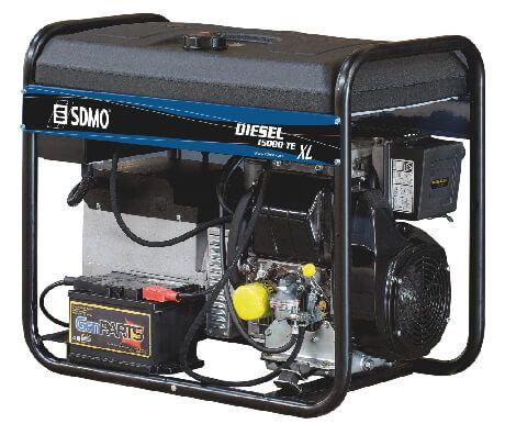 Stromerzeuger DIESEL 15000 TE XL C