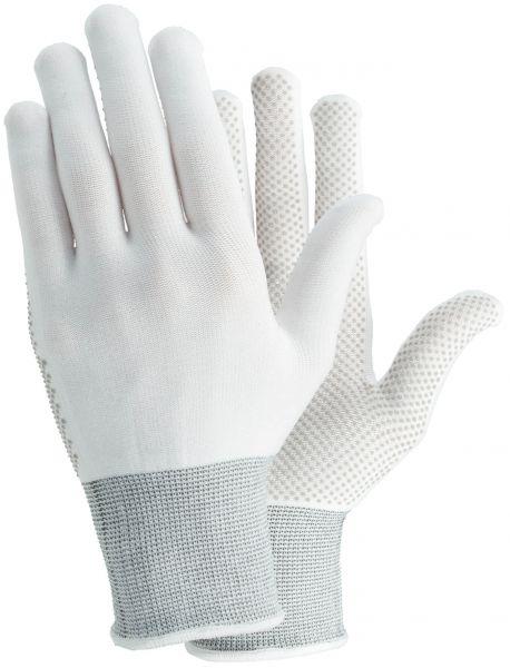 Nylonhandschuhe 931 TEGERA® Classic weiß, 100% Nylon, Gr. 6