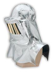 Hitzeschutzhaube für Scheibe 15 x 250 mm,Brust-/Nackenschutz,500 g/m²,bis 1000°C