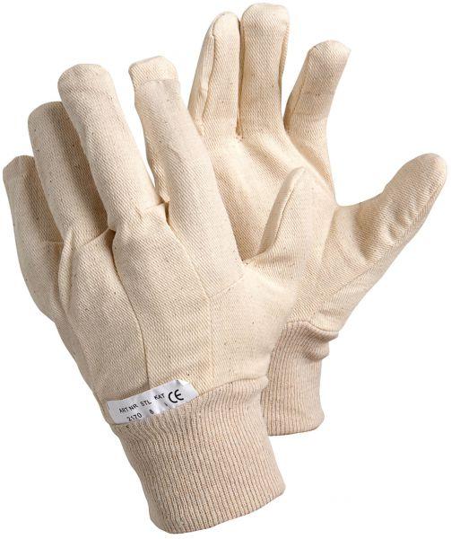 Universalhandschuhe 2170 TEGERA Basic, Baumwolle 6 Oz, Gr. 7