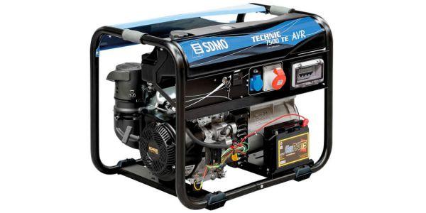 Stromerzeuger TECHNIC 7500 TE AVR