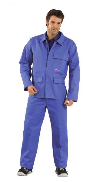 Schweißerschutz Jacke 360 kornblau Gr. 42