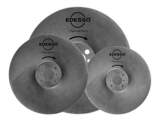 HS-E Cobalt Metallkreissägeblatt 225 x 2,0 x 32 mm, 90  HZ T8