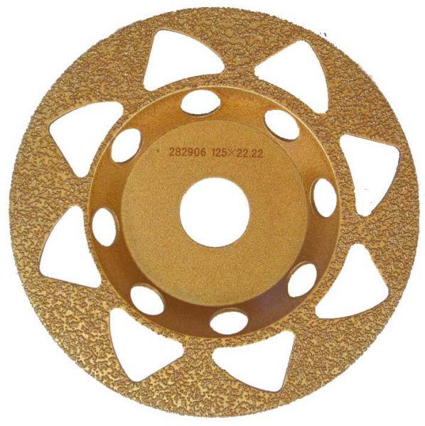 Diamant-Topfschleifer SUPER-SINTER 100 x 22,23 mm