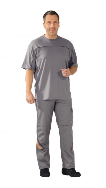 T-Shirt zink ,  schiefer, Größe XS
