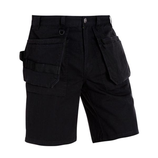 Handwerker-Shorts 1534 schwarz Gr. 44