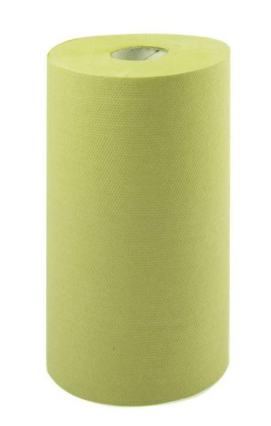Handtuchrolle 2-lagig grün 23 cm, 75 m