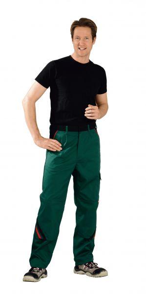 Bundhose HIGHLINE grün, schwarz, rot Gr. 24