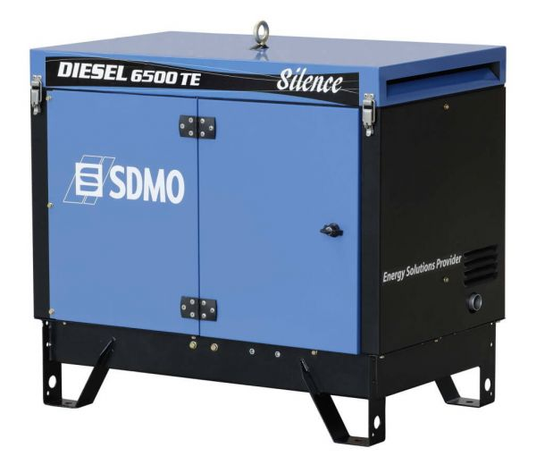 Stromerzeuger DIESEL 6500 TE AVR Silence
