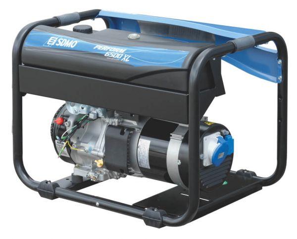 Stromerzeuger PERFORM 6500 XL