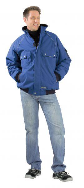 Winter-Blouson CANVAS kornblau, kornblau Gr. S