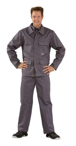 Schweißerschutz Jacke 360 grau Gr. 42