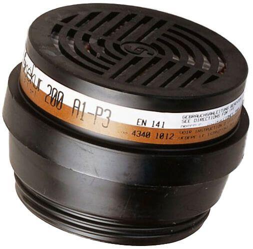 Kombinationsfilter 230 A1 P3 mit BIOSTOP