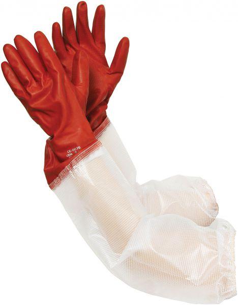 Chemiekalienhandschuhe 8175 TEGERA Classic,PVC,angeschweißte Stulpe,Gr. 8